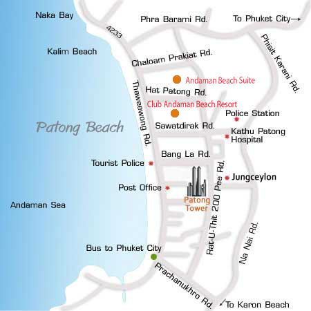 how to get to phuket airport from patong